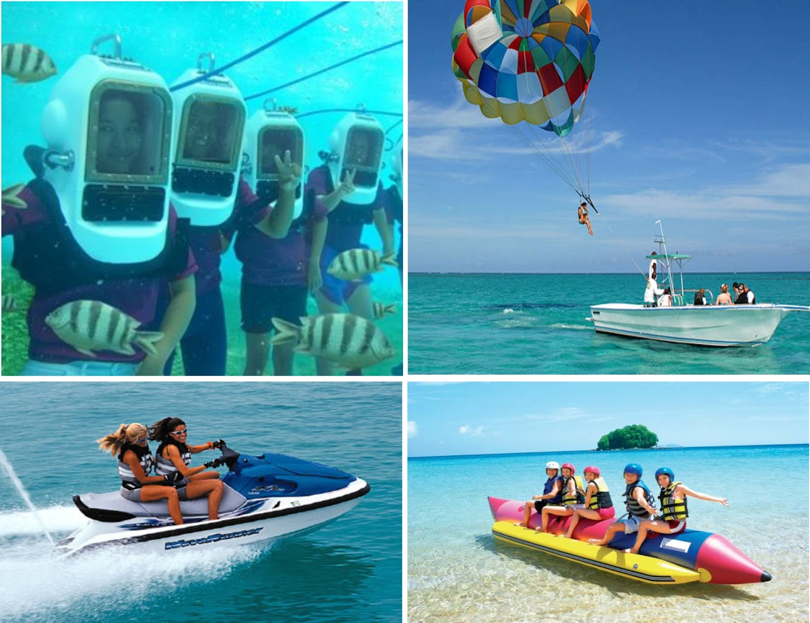 Bali Water Sports - Tanjung Benoa Water Sports 30% Off