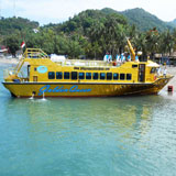 Fast Boat To Gili