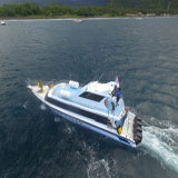 Boat Nusa Lembongan